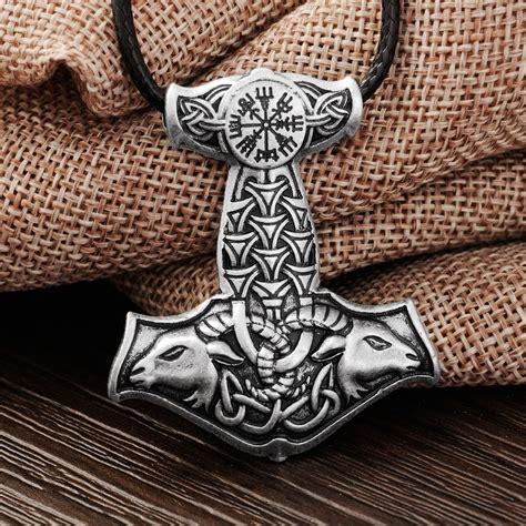aliexpress com buy 10pcs norse vikings amulet pendant