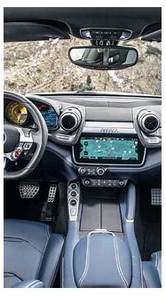 2 2, 2016, Cars, Ferrari, Gtc4, Lusso, Interior Wallpapers ...