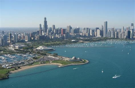 Cheap Air Flights To Chicago International College Of
