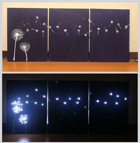canvas light up wall art 10 ideal wall decorations
