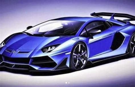 V12-powered Lamborghini Aventador SVJ could deliver more ...