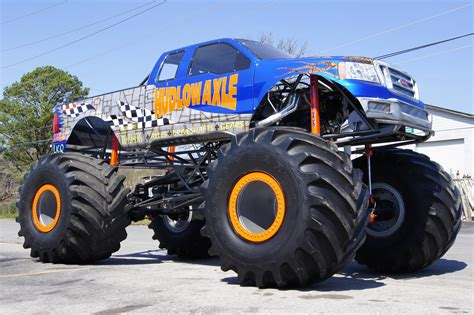 Monster Truck Monster Truck Trucks 4x4 Wheel Wheels Gd