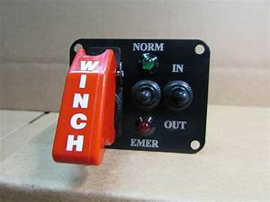 Ultra Dual Battery Winch Panel