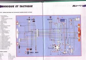 Sch U00e9mas  U00e9lectriques Pour Scooters Peugeot 50cc