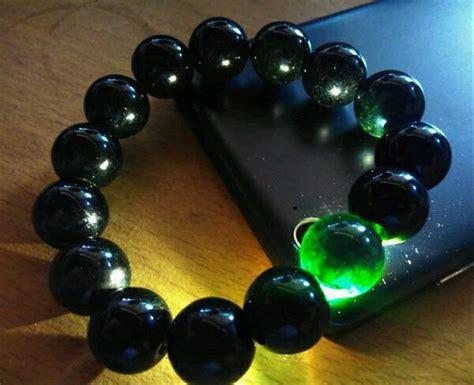 jual gelang batu mata dewa giok hitam import gelang pria