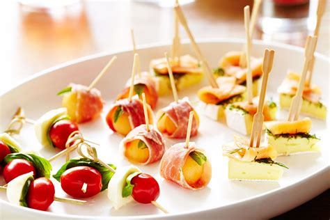 canape z prawn canapes ideas pixshark com images galleries