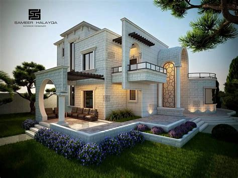 20 Exterior Villa Designs By The Best Designer  Decor Units