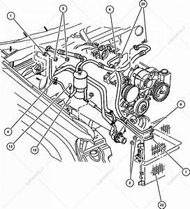 1999 Jeep Grand Cherokee 4 7l Engine Diagram