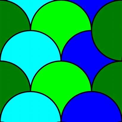 Pattern Geometric Patterns Designs Circles Tile Clip