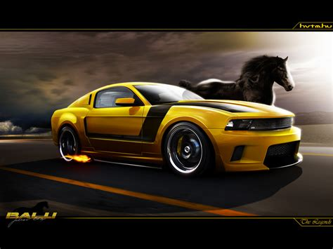 Car Wallpapers :  Fantastic Animated Cars Wallpapers