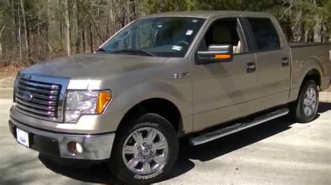 2011 Ford F-150 Xlt Texas Edition Startup, Exhaust & Full