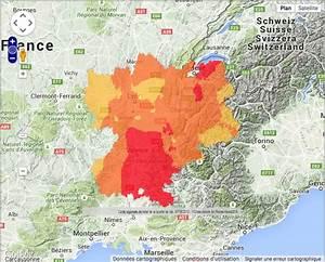 Carte Pollution Air : avec la canicule la pollution l 39 ozone revient en rh ne alpes ~ Medecine-chirurgie-esthetiques.com Avis de Voitures