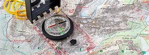 How To Use A Compass And Map  A Simple Guide