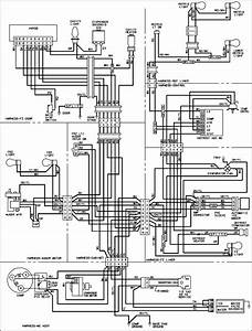 Wiring Information  Series 50  Diagram  U0026 Parts List For Model Msd2655heq Maytag