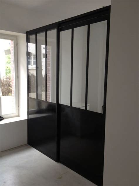portes de cuisine leroy merlin porte verrière coulissante une collection d 39 idées que