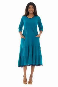 Robe Longue Style Boheme : robe longue manches longues style boh me clare ~ Dallasstarsshop.com Idées de Décoration