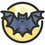 Horror Icon Halloween Danger Bat Icons