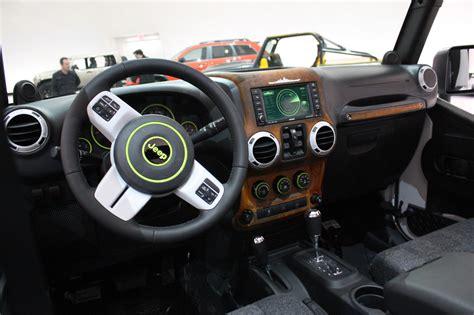 new jeep wrangler interior jeep accessories latest jeep news page 2