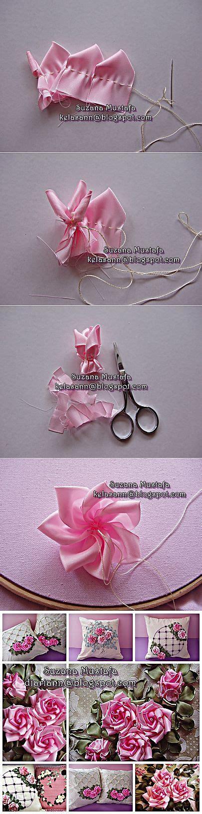 satin ribbon craft ideas best 25 ribbon ideas on ribbon flower 5364