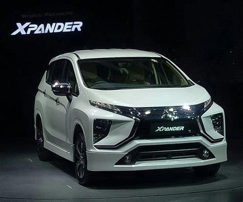 Mobil Mitsubishi Xpander by Mobil Mitsubishi Xpander Sport