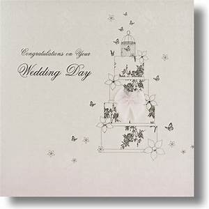 mojolondon wedding day cake card by five dollar shake With images of wedding day cards