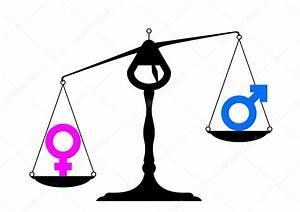 性别平等符号 — 图库矢量图像© unkreatives #38758321