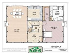 home plans open floor plan open floor plan colonial homes house plans plan drawing open plan and colonial