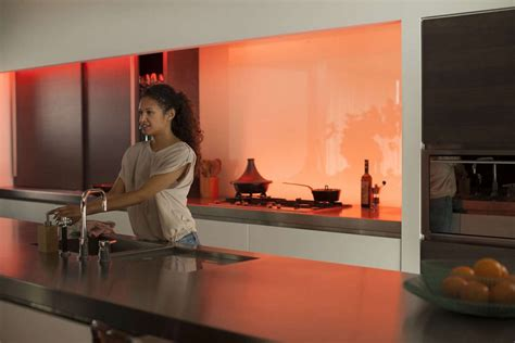 philips kitchen lights how to light up your kitchen with philips hue hue home 1475