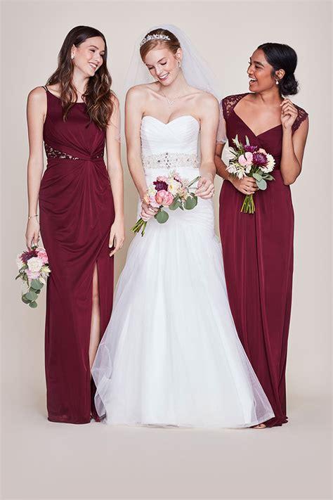 junior girls bridesmaid dresses davids bridal
