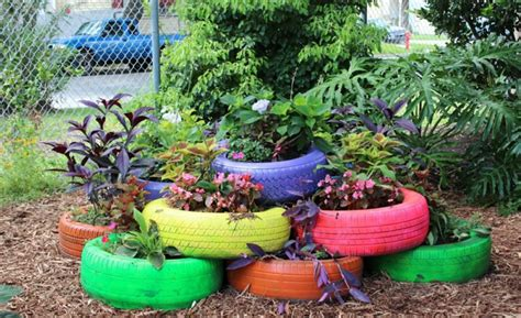 do it yourself garden ideas that are easy to implement
