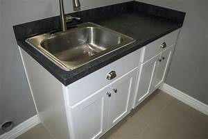Laundry Room Cabinets with Sink - Laundry Room - other