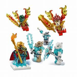 LEGO ® Chima - King Crominus' Rescue #70227 Free Shipping ...