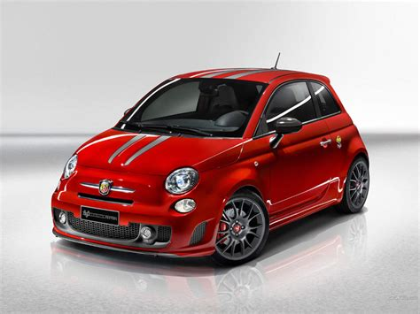 Fiat 500 Abarth Wallpaper