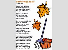 Gathering Leaves