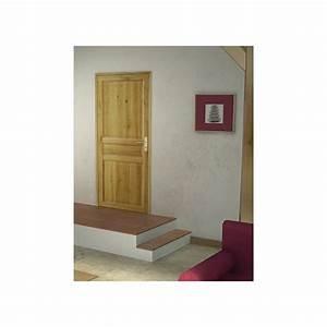 Bloc Porte Chene Massif : bloc porte bois authentique ch ne ~ Melissatoandfro.com Idées de Décoration