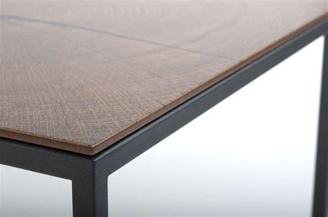 mdf platte 19 mm die tischplatte besteht aus einer 19 mm starken mdf platte die mit einem eiche hirnholzfurnier