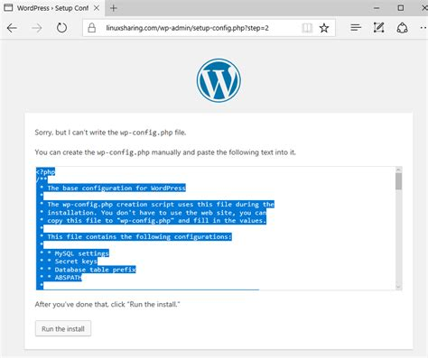How To Install Wordpress With Apache + Let's Encrypt Ssl