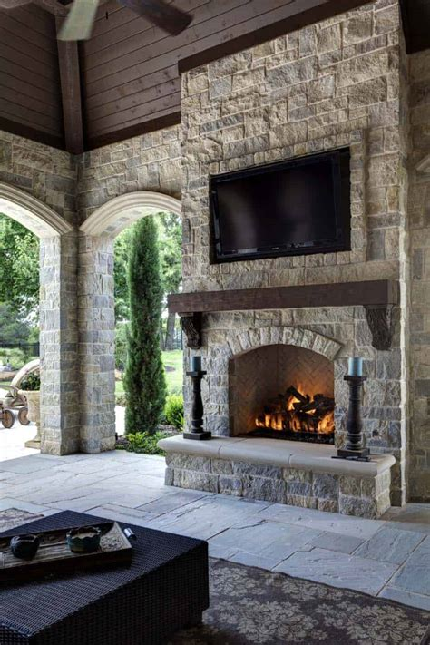 houses with fireplaces a chateaux style home in southlake