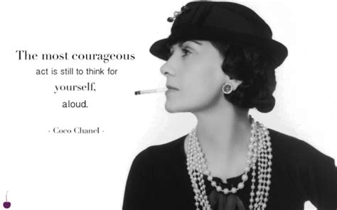 Coco Chanel Meme - coco chanel quotes on tumblr
