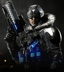 Injustice 2: 27 Character Descriptions & Images - Cosmic ...