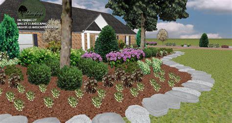 franklin tn front yard landscape design nashville landscape design services quigleys