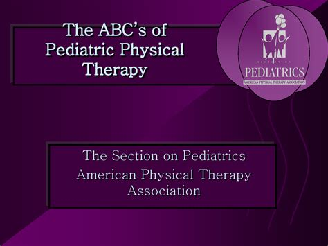 Pediatric Physical Therapy Quotes