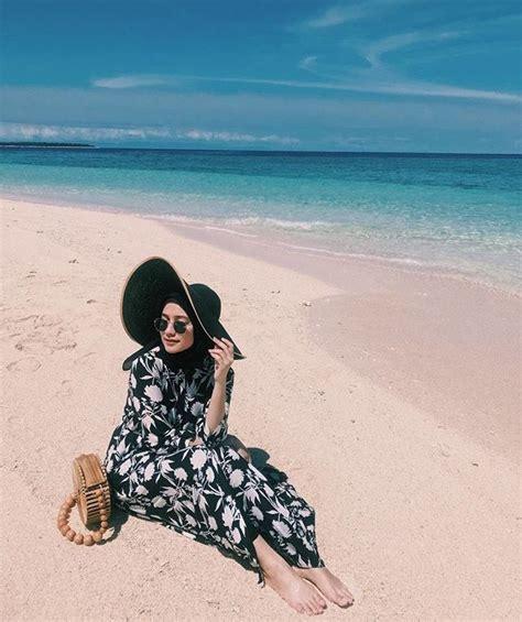 pin oleh mira filzah  world  hijabs   pakaian pantai baju pantai pantai