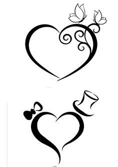 Tattoo Designs for Women | Tattoos | Pinterest | Small heart tattoos, Tattoo and Angel