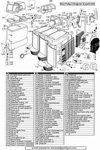 Espresso Parts Diagram