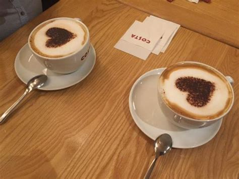 Picture Of Costa Coffee, Ipswich