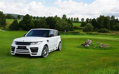 Rover Range Sport Mansory Vogue Wallpapers Tuning