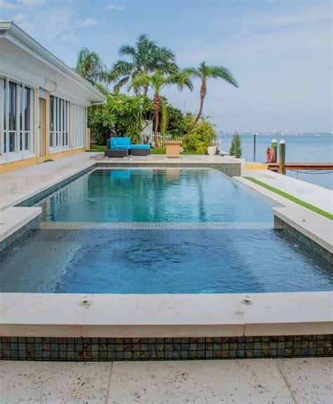 Modern — Sekas Custom Pools   Custom pools, Cool swimming ...
