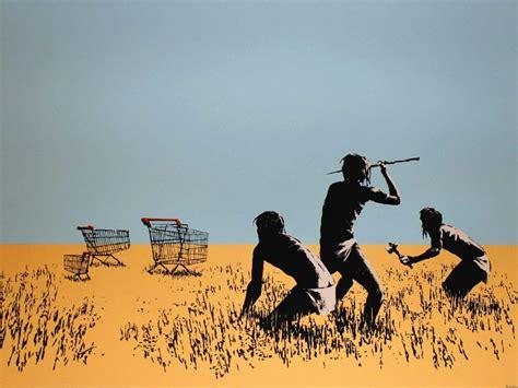 Police investigate after original Banksy print stolen from ...