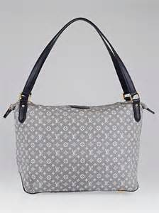 louis vuitton encre monogram idylle canvas ballade mm bag